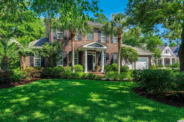 805 Townsend Road, North Myrtle Beach, SC 29582 (MLS #1812362) :: The Litchfield Company