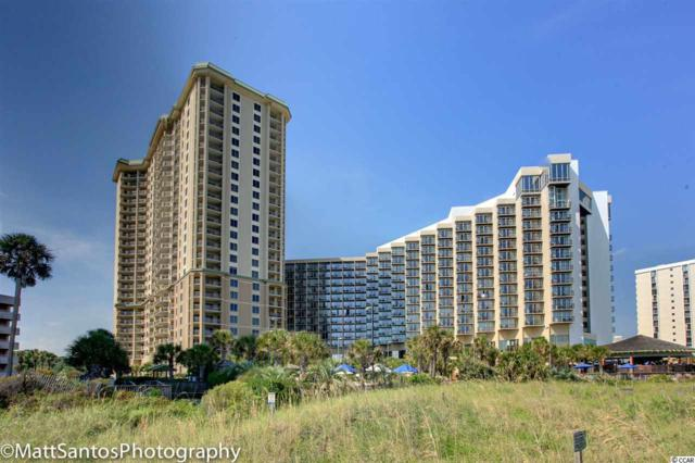 9994 Beach Club Dr. #1804, Myrtle Beach, SC 29572 (MLS #1812396) :: Silver Coast Realty