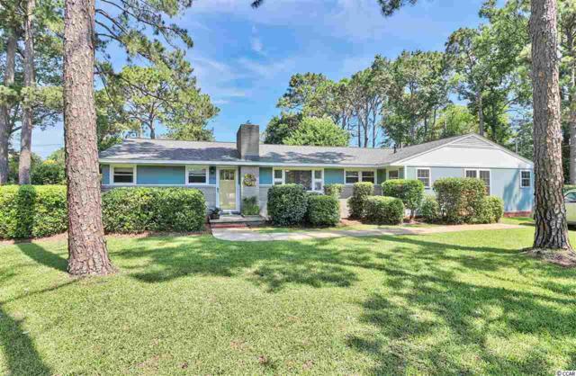 4701 Camellia Dr., Myrtle Beach, SC 29577 (MLS #1812418) :: Myrtle Beach Rental Connections