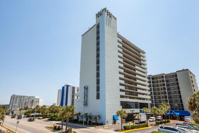 2001 S Ocean Blvd #1406, Myrtle Beach, SC 29577 (MLS #1812420) :: The Litchfield Company