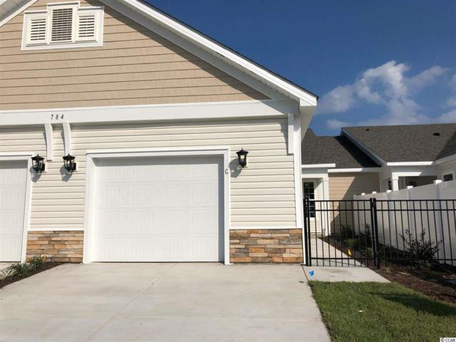 784 Salerno Circle 1303-C, Myrtle Beach, SC 29579 (MLS #1812461) :: The Greg Sisson Team with RE/MAX First Choice
