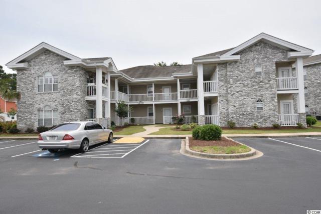 4777 Wild Iris Drive #103, Myrtle Beach, SC 29577 (MLS #1812500) :: Trading Spaces Realty