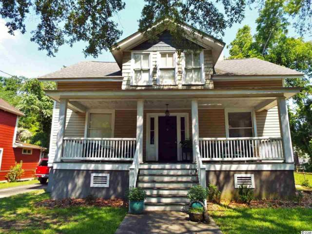 125 Wood Street, Georgetown, SC 29440 (MLS #1812511) :: The Litchfield Company