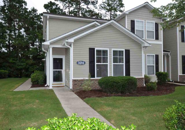 104 Olde Towne Way #1, Myrtle Beach, SC 29588 (MLS #1812722) :: Matt Harper Team