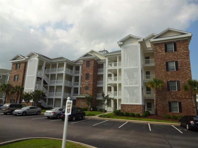 4812 Magnolia Lake Drive #404, Myrtle Beach, SC 29577 (MLS #1812777) :: SC Beach Real Estate