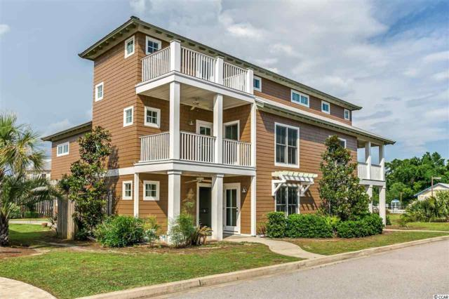 35 Lumbee Circle #5, Pawleys Island, SC 29585 (MLS #1812887) :: James W. Smith Real Estate Co.