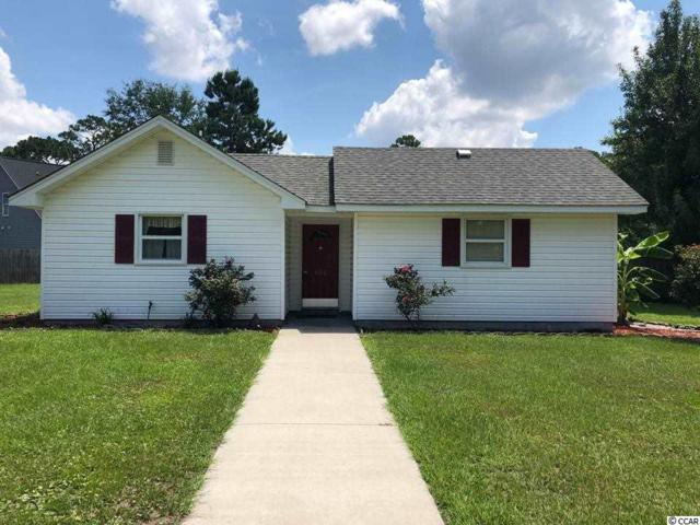 602 Ford Circle, Conway, SC 29526 (MLS #1812891) :: The Hoffman Group