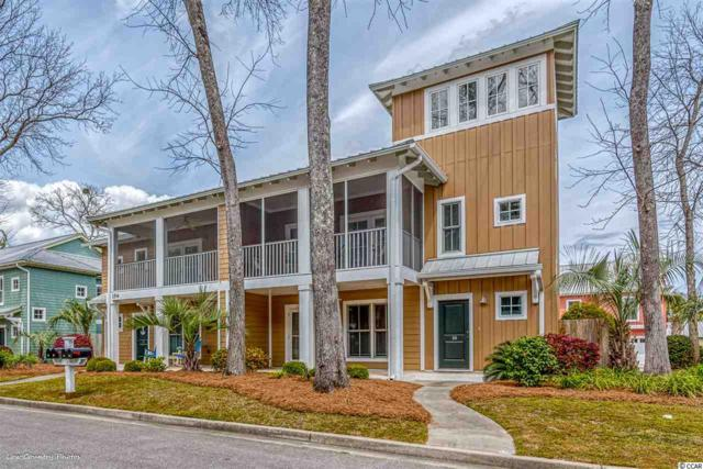 156 Lumbee Circle #16, Pawleys Island, SC 29585 (MLS #1813524) :: The Lachicotte Company