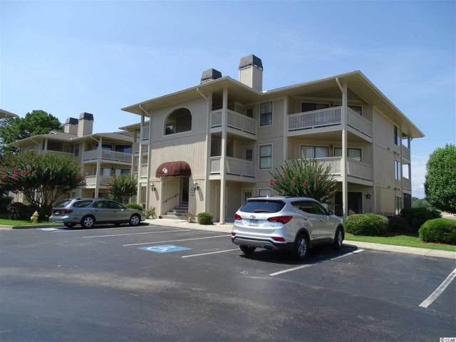 4242 Pinehurst Circle N-6, Little River, SC 29566 (MLS #1813557) :: SC Beach Real Estate