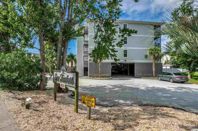 423 Surfside Drive #102, Surfside Beach, SC 29575 (MLS #1813753) :: The Greg Sisson Team with RE/MAX First Choice