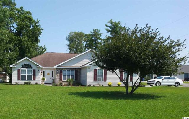 702 Thomas Ave., North Myrtle Beach, SC 29582 (MLS #1813765) :: The Litchfield Company