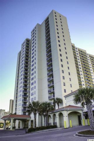 8560 Queensway Blvd. #1808, Myrtle Beach, SC 29572 (MLS #1814085) :: James W. Smith Real Estate Co.
