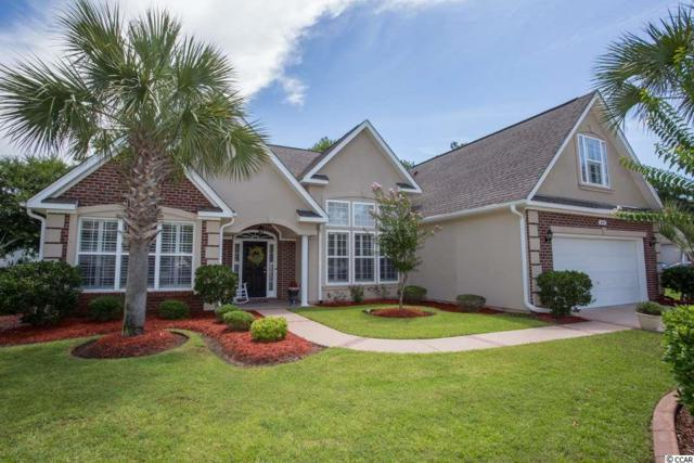 405 Backwater Court, Myrtle Beach, SC 29579 (MLS #1814293) :: The Litchfield Company