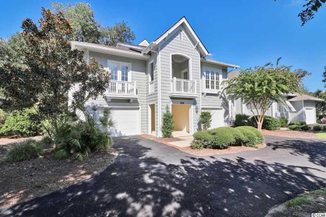 160 Colony Club Dr. 12A, Georgetown, SC 29440 (MLS #1814399) :: The Hoffman Group