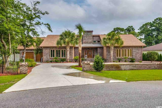1401 Golfview Dr., North Myrtle Beach, SC 29582 (MLS #1814514) :: The Litchfield Company