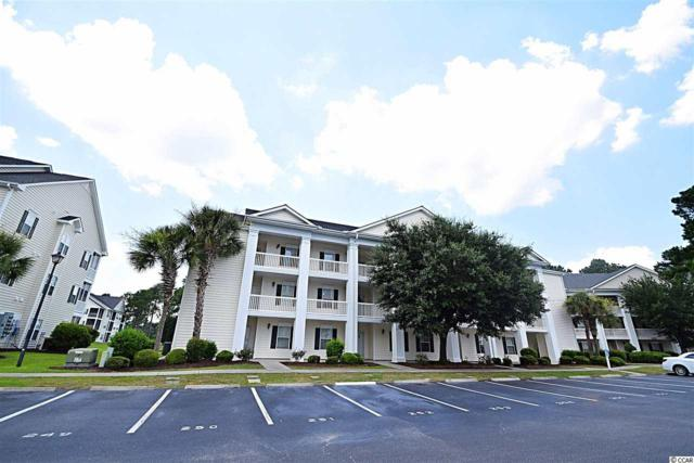 5060 Windsor Green Way #301, Myrtle Beach, SC 29579 (MLS #1814639) :: The Hoffman Group