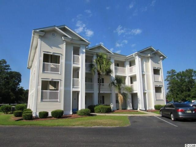 448 Red River Ct 39-E, Myrtle Beach, SC 29579 (MLS #1814643) :: James W. Smith Real Estate Co.