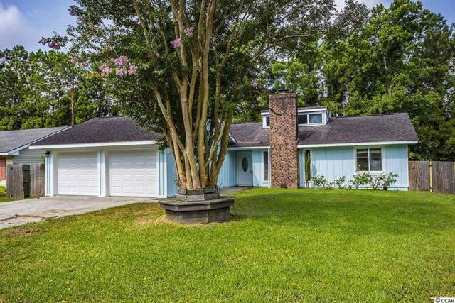 939 Pinner Place, Myrtle Beach, SC 29577 (MLS #1814775) :: The Greg Sisson Team with RE/MAX First Choice