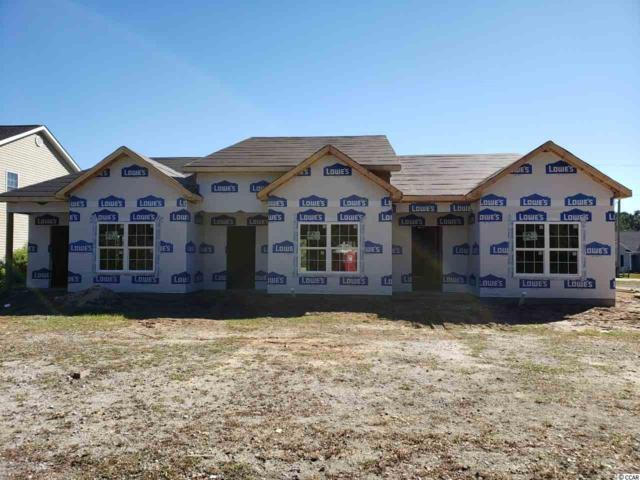 "3601 Harrelson Ave. Unit ""A"", Loris, SC 29569 (MLS #1814795) :: Right Find Homes"