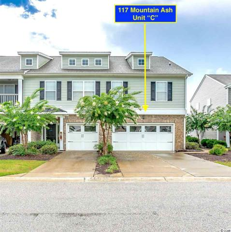 117 Mountain Ash C, Myrtle Beach, SC 29579 (MLS #1815054) :: Trading Spaces Realty