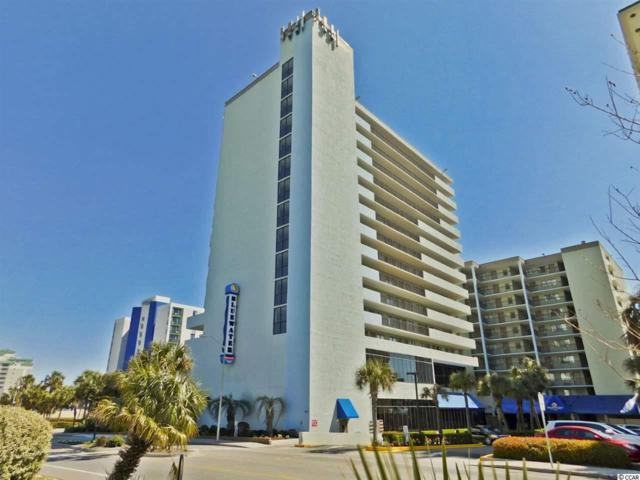 2001 S Ocean Blvd #911, Myrtle Beach, SC 29577 (MLS #1815058) :: The Litchfield Company