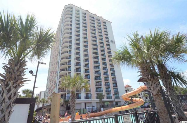 3000 N Ocean Blvd. #1803, Myrtle Beach, SC 29577 (MLS #1815279) :: The Greg Sisson Team with RE/MAX First Choice