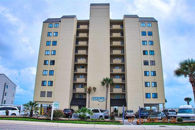 3513 S Ocean Blvd. #305, North Myrtle Beach, SC 29582 (MLS #1815437) :: SC Beach Real Estate