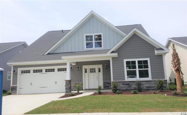 1109 Bonnet Dr., North Myrtle Beach, SC 29582 (MLS #1815444) :: James W. Smith Real Estate Co.