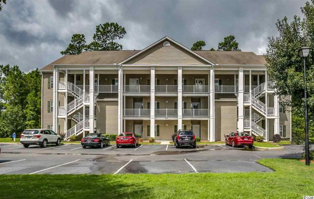 5870 Longwood Dr. 5-301, Murrells Inlet, SC 29576 (MLS #1815658) :: The Litchfield Company