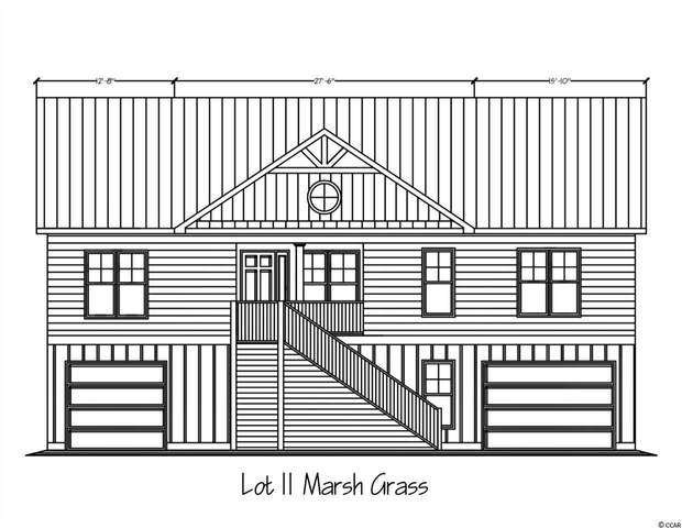 TBD Wild Rice Dr., Pawleys Island, SC 29585 (MLS #1815821) :: The Greg Sisson Team with RE/MAX First Choice