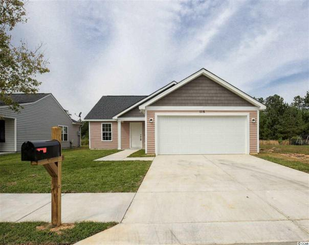 115 Murphy Way, Conway, SC 29526 (MLS #1815942) :: Right Find Homes