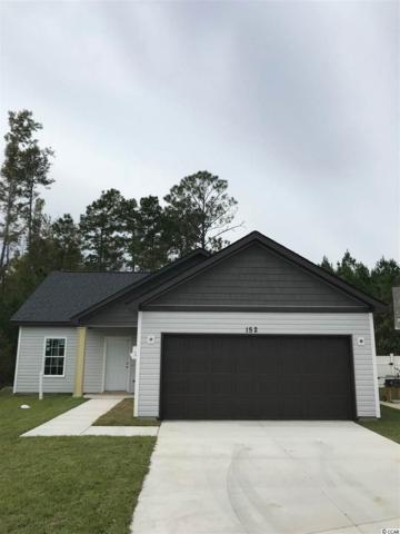 152 Hamilton Way, Conway, SC 29526 (MLS #1815943) :: Right Find Homes