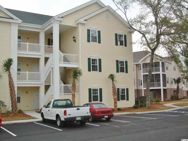 601 Hillside Dr. N #1732, North Myrtle Beach, SC 29582 (MLS #1816000) :: The Trembley Group