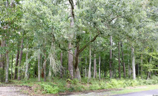 Lot 3 Tuckers Rd., Pawleys Island, SC 29585 (MLS #1816039) :: The Hoffman Group