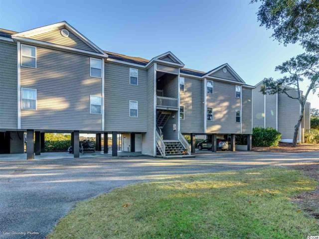 86 South Cove Pl. D, Pawleys Island, SC 29585 (MLS #1816151) :: The Hoffman Group