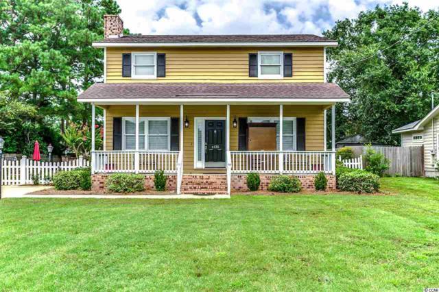 4135 Sandtrap Ave., Little River, SC 29566 (MLS #1816306) :: James W. Smith Real Estate Co.