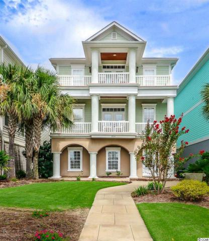 354 Saint Julian Ln., Myrtle Beach, SC 29579 (MLS #1816354) :: The Trembley Group | Keller Williams