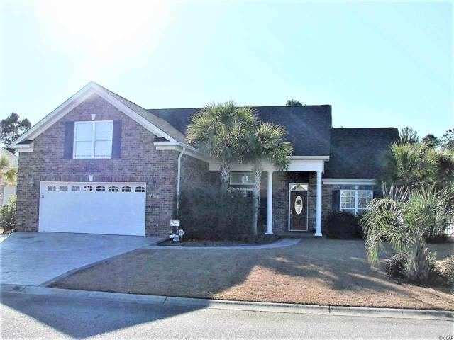 752 Lalton Drive, Conway, SC 29526 (MLS #1816493) :: The Litchfield Company