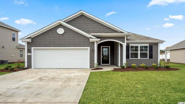 241 Ocean Commons Dr., Surfside Beach, SC 29575 (MLS #1816905) :: The Litchfield Company