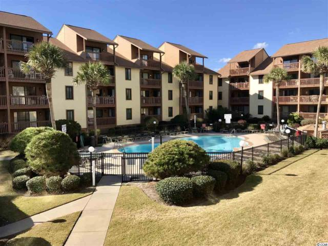 5507 N Ocean Blvd. #305, Myrtle Beach, SC 29577 (MLS #1817264) :: The Greg Sisson Team with RE/MAX First Choice