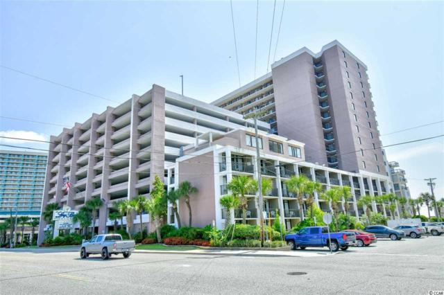 7200 N Ocean Blvd #851, Myrtle Beach, SC 29572 (MLS #1817656) :: Silver Coast Realty