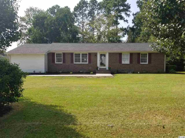 1504 16th Ave., Conway, SC 29526 (MLS #1817810) :: The Hoffman Group