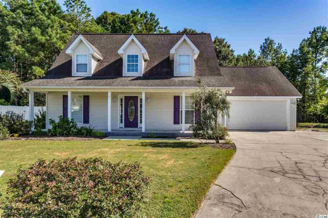 338 Worthington Circle, Myrtle Beach, SC 29588 (MLS #1817904) :: Right Find Homes