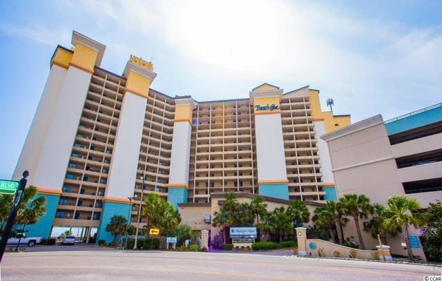 4800 S. Ocean Blvd #923, North Myrtle Beach, SC 29582 (MLS #1817907) :: Myrtle Beach Rental Connections