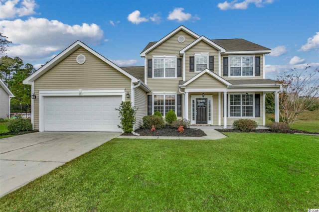 860 Brookline Dr., Myrtle Beach, SC 29579 (MLS #1817974) :: Right Find Homes