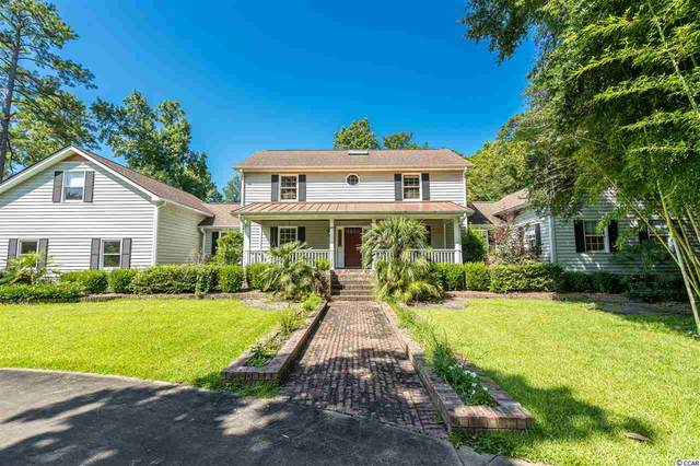 64 Middle Gate Rd., Myrtle Beach, SC 29572 (MLS #1818355) :: The Greg Sisson Team with RE/MAX First Choice