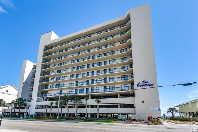 2501 N Ocean Blvd. #811, North Myrtle Beach, SC 29582 (MLS #1818404) :: The Litchfield Company