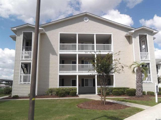 203-I Landing Rd. 203-I, North Myrtle Beach, SC 29582 (MLS #1818428) :: The Litchfield Company