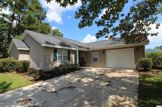 1162 Ganton Way, Myrtle Beach, SC 29588 (MLS #1818581) :: SC Beach Real Estate