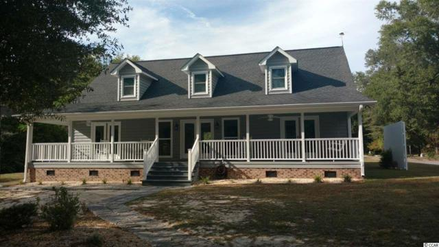109 Comanche Drive, Georgetown, SC 29440 (MLS #1818653) :: Trading Spaces Realty